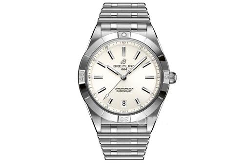 百年灵机械计时系列A10380101A3A1腕表回收