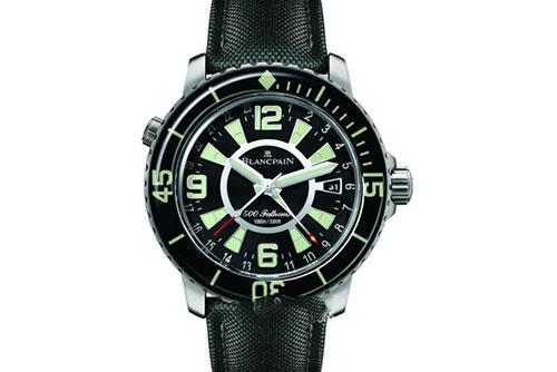 宝珀五十噚系列50021-12B30-52B腕表回收