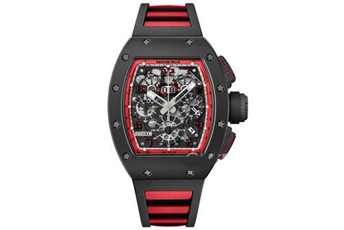 里查德米尔男士系列RM 011 BROWN CERAMIC腕表回收