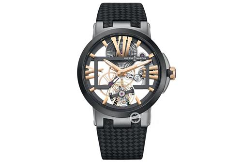 雅典表经理人系列1713-139/02-BQ腕表回收