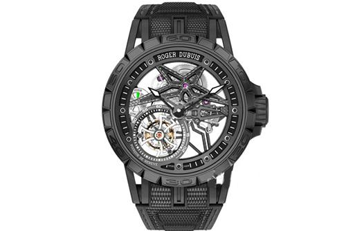 罗杰杜彼EXCALIBUR SPIDER系列RDDBEX0669腕表回收