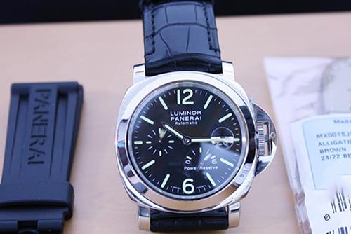 沛纳海LUMINOR系列PAM 00090腕表回收