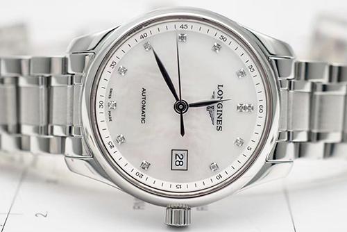 浪琴制表传统系列L2.257.4.87.6腕表回收