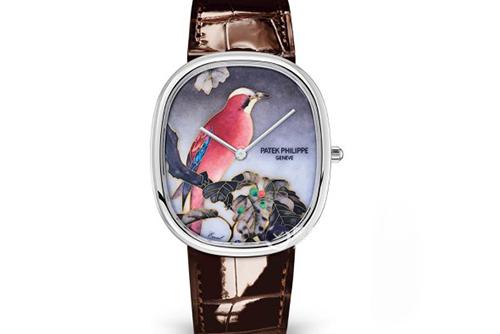 百达翡丽珍稀工艺系列5738/50G-011腕表回收