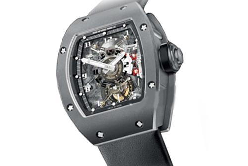 里查德米尔男士系列RM 003-V2全灰款(铂金款)腕表回收