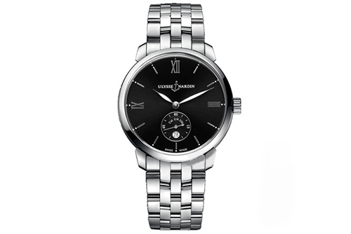 雅典表鎏金系列3203-136-7/32腕表回收