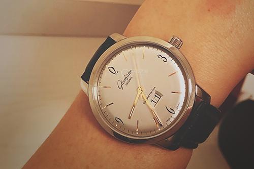 格拉苏蒂原创复古系列2-39-47-01-01-04腕表回收